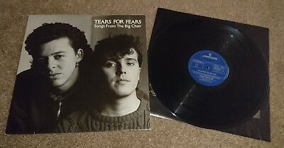 Tears for Fears Songs from the big chair Vinyl LP