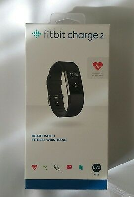 Fitbit charge 2 tg. L/G