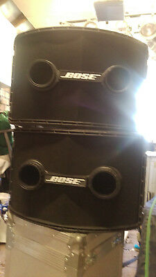 Pair of  BOSE 802 SPEAKERS Series 2 Tested and sounding superb