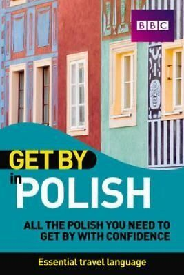 Get By in Polish Book by Kasia Chmielecka (Paperback, 2008)