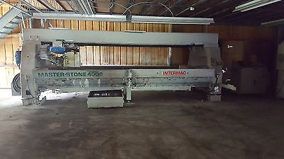 Intermac Master Stone 4000 Cnc..make Me Any Offer!!!!!!