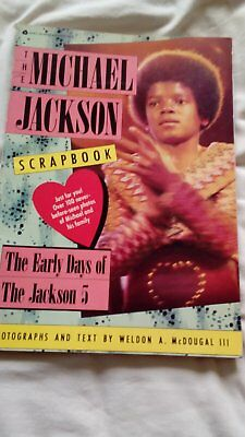 Michael Jackson Scrapbook: The Early Days of the Jackson 5