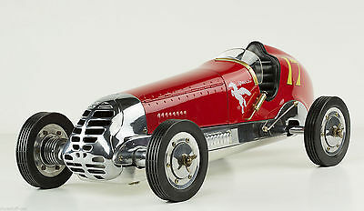 Authentic Models BB Korn Tether Car Model, Red - PC013R