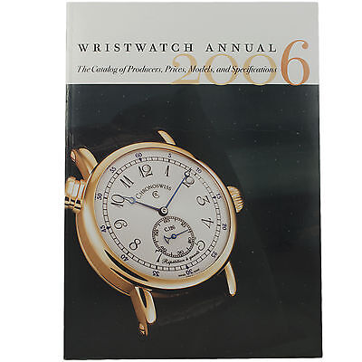 Wristwatch Annual 2006 (2005, Paperback)