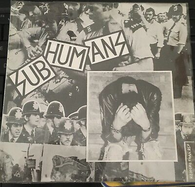Subhumans Reason For Existence