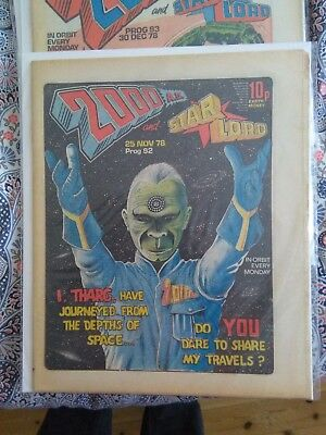2000ad Progs from 31-500