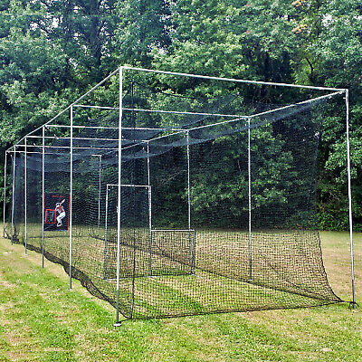 Batting Cage Net Backyard Baseball Practice Nets Home Use