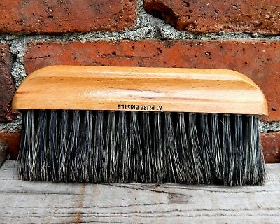 "Pure Bristle Decorators Wallpaper Hanging Brush 8"" - Unused"