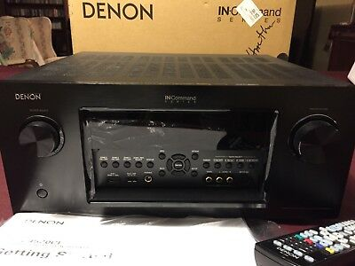 Denon AVR AVR-4520CI 9.2 Channel 150 Watt Receiver