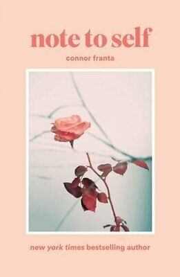 Note to Self by Franta, Connor Book The Cheap Fast Free Post