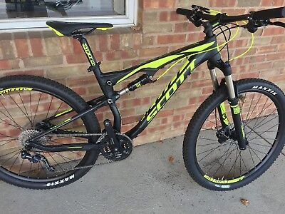 2016 Scott Spark 760 Medium MTB Mountain Bike New
