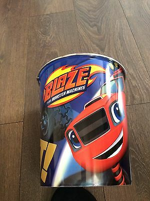 Blaze And The Monster Machines - Children's Bedroom Waste Paper Bin