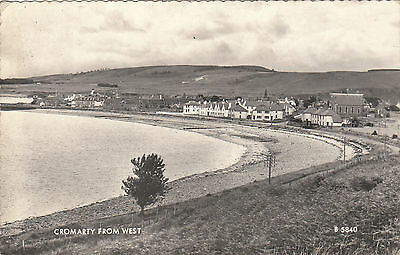 View From The West, CROMARTY, Black Isle, Ross-shire RP