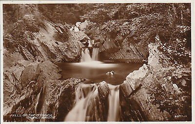 Falls Of The Mynach, DEVIL'S BRIDGE, Cardiganshire RP