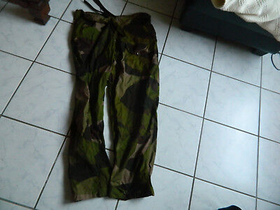 Pantalon Windproof  Date 1943 /bep Bccp/rpc Indochine /algerie