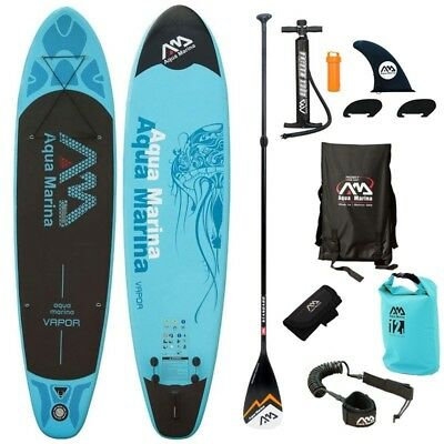Aqua Marina Vapor 11.0 Inflatable SUP Board - 2017