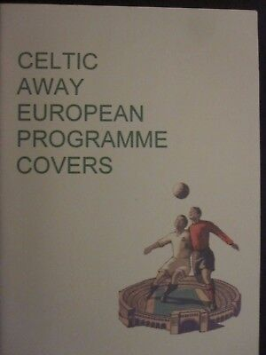 Brochure - Away Programme Covers of Celtic FC European Opponents