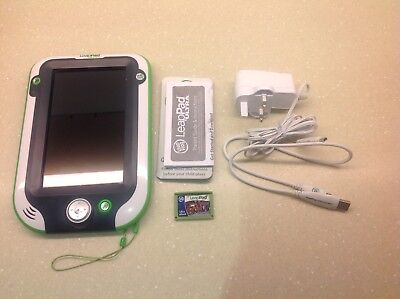 Leap Frog LeapPad Ultra With Cars Game