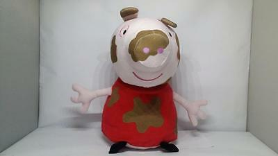 Peppa Pig Muddy Puddles Soft Toy Plush Approximately 16 Inch