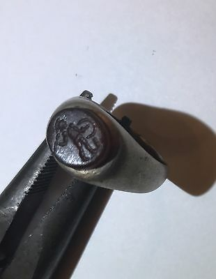 Ancient Roman Antiquities.Silver Ring 1st-2nd AD