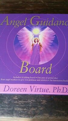 Doreen Virtue Angel board oracle crystal tarot spirit guide