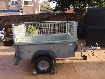 Ifor Williams trailer