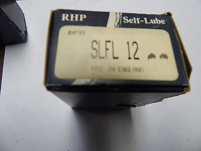 RHP SLFL12  Self Lube Bearing