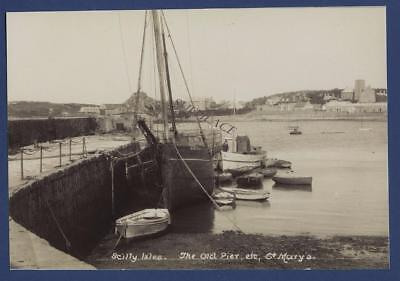 Sailing Ship Westcountry Ketch Emily Gorey Jersey Scilly St Mary's Sail