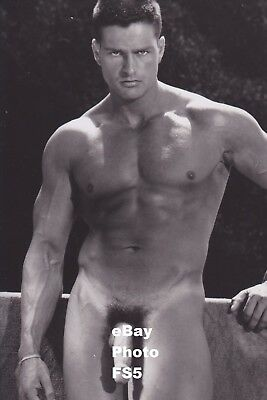 COLT STUD /J FRENCH Original Male Nude photo Fred Slinger Vintage Gay