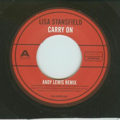 Lisa Stansfield - Carry On - Andy Lewis Remix - Monkeynatra - UK