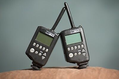 MultiMax 2 Pocket Wizard Set - Working super and still going strong!