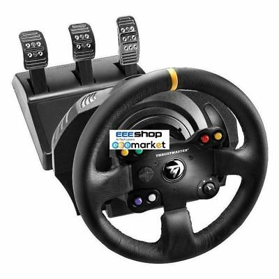 ThrustMaster 4460133 Steering wheel + Pedals PC - Xbox One Black gaming 4460133