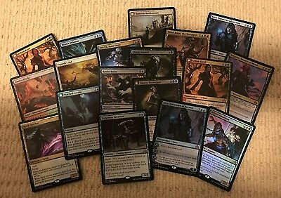 MTG assorted rare cards bundle