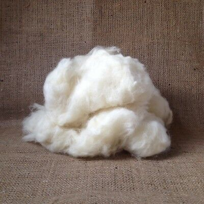 Core Wool 50g | Core Wool For Needle Felting and Stuffing Dolls Pillows