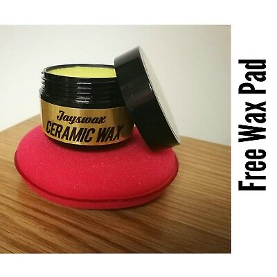 Jayswax Sio2 50ml Ceramic Wax High Gloss