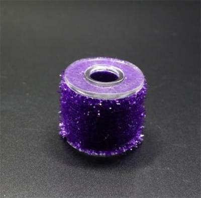 1 Color Tinsel Chenille Line Crystal Flash Line Total 150M Fly Tying Material