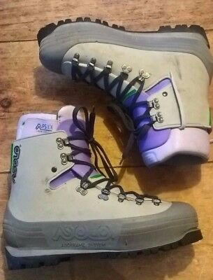 Asolo AFS 101 Climbing / Mountaineering Boots - Sz 12.5US - Used, excellent