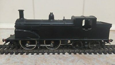 """Hornby M7 tanks x 2 Southern green """"249"""" , Black unlettered with finescale wheel"""