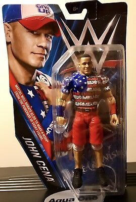 Wwe John Cena Make A Wish Exclusive Action Figure