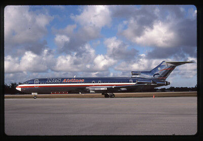 IRS Airlines Boeing 727-223 35mm Kodachrome Aircraft Slide