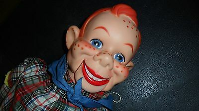 Vintage 1973 Howdy Doody Ventriloquist Doll Mib!!!