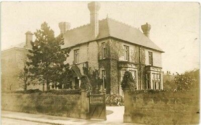 Wirral Oxton - The Laurels 11 Village Road - Home Of Composer Cyril Scott 1918.