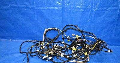 13 Scion FR-S Floor Wire Harness Assembly FRS BRZ 4Ugse 2013