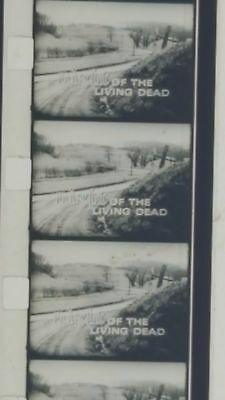"""Super 8 Sound Feature """" Night of the Living Dead """" 5 x 400' nice contrast print"""