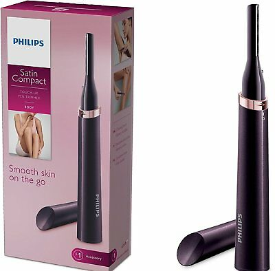 Philips Ladies Body Legs Arms Pen Electric Hair Remover Trimmer Shaver - HP6392