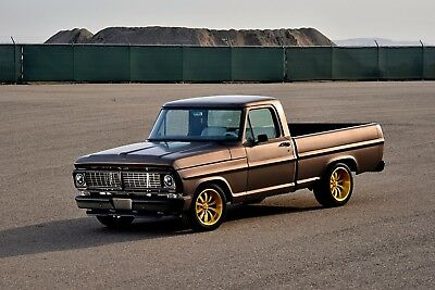 1970 Ford F-100 Shortbed 1970 Ford F100