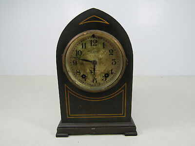 Antique Knowlton Jewelers Worcester Seth Thomas Mantle Clock Parts Repair