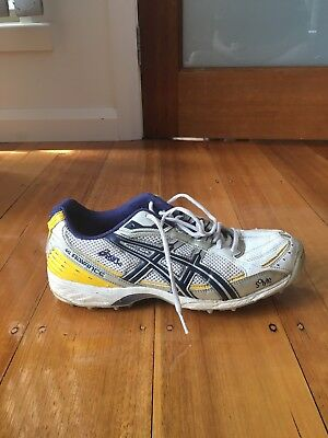 Asics Gel Advanced Men's Cricket Spiked Shoes (US 8.5)