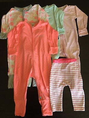 Bonds Girls Size 0 Bundle