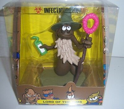 The Turds Special Edition LORD OF THE RIMS Figure - NEW IN PACKAGE